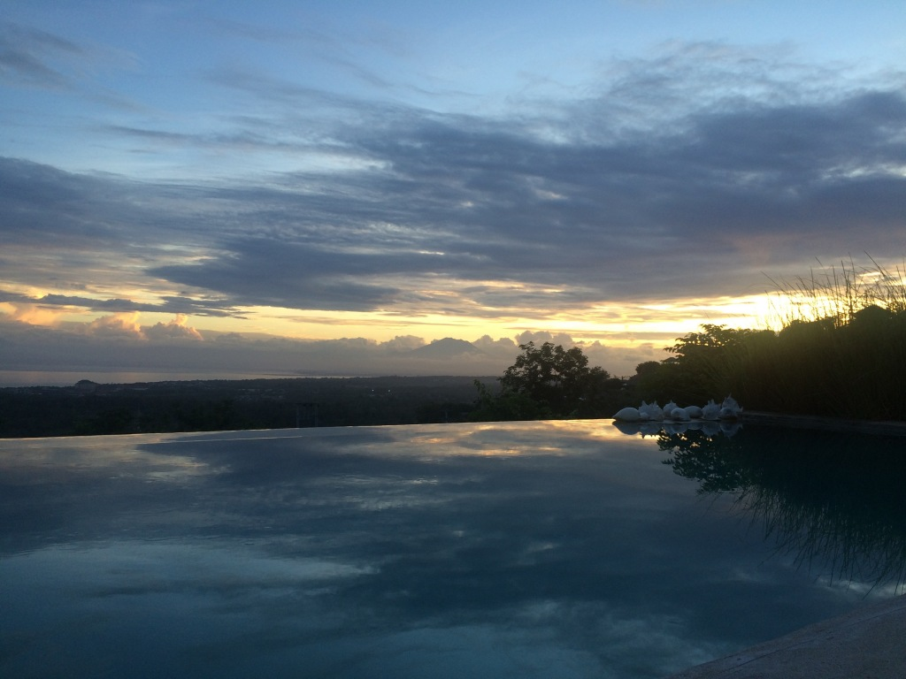 6am at Villa Carlos... And not a filter was applied that day
